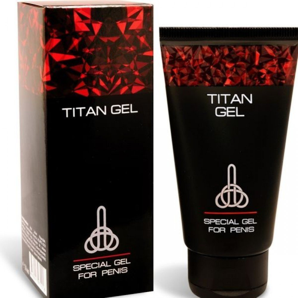 Titan Gel: Keeping Your Performance Up